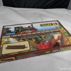 Trains Échelle: TRAMO DE PUENTE ESCALA HO DE FALLER. Lote 274564883