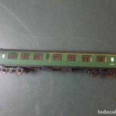 Trenes Escala: VAGON VERDE. Lote 275782433