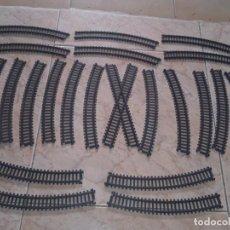 Trenes Escala: LOTE VÍAS TREN PAYA. Lote 276177133
