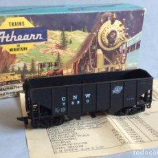 Trains Échelle: VAGON HO ATHEARN AMERICANO. Lote 276279683