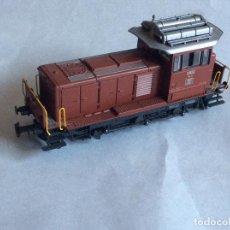 Trains Échelle: LOCOMOTORA DIÉSEL TRACTOR RIVAROSSI H0. Lote 276437683