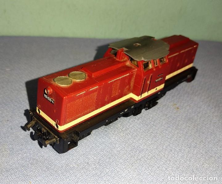 Trenes Escala: LOCOMOTORA PIKO BR 110 ESCALA H0 EN CAJA - Foto 2 - 276616278