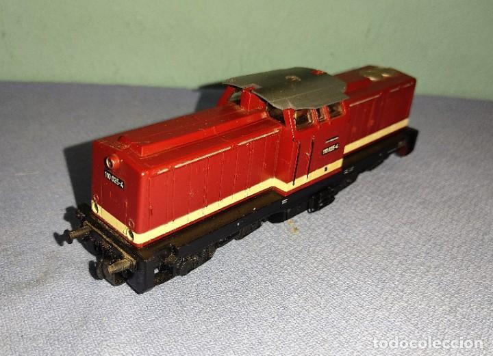Trenes Escala: LOCOMOTORA PIKO BR 110 ESCALA H0 EN CAJA - Foto 3 - 276616278