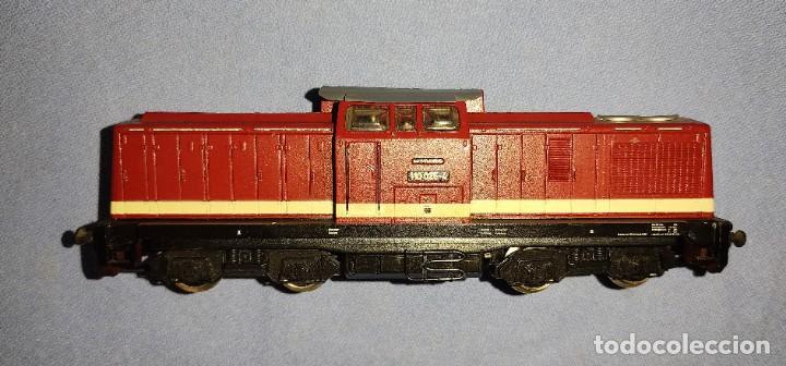 Trenes Escala: LOCOMOTORA PIKO BR 110 ESCALA H0 EN CAJA - Foto 4 - 276616278