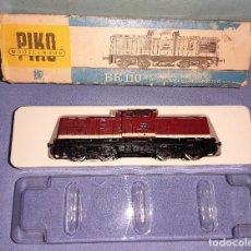 Trenes Escala: LOCOMOTORA PIKO BR 110 ESCALA H0 EN CAJA. Lote 276616278