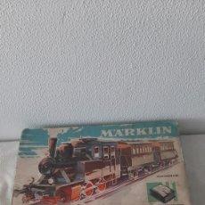 Trenes Escala: ANTIGUO TREN MARKLIN 2953 MADE IN GERMANY. Lote 277211083