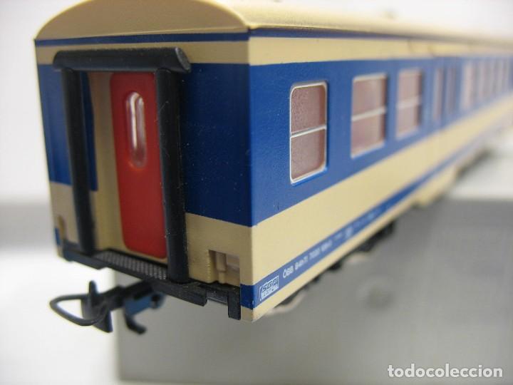 Trenes Escala: vagon de viajeros de kleinbann (roco) - Foto 3 - 277471178