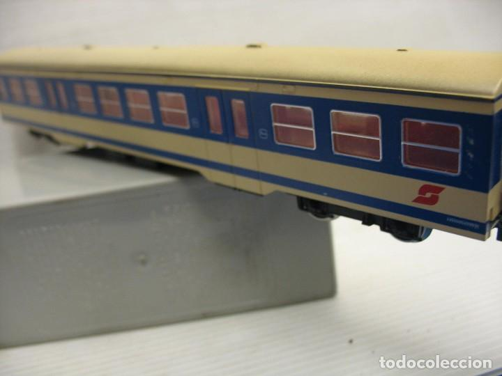 Trenes Escala: vagon de viajeros de kleinbann (roco) - Foto 4 - 277471178
