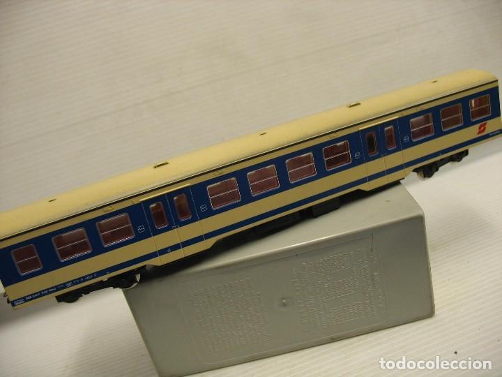 VAGON DE VIAJEROS DE KLEINBANN (ROCO) (Juguetes - Trenes Escala H0 - Otros Trenes Escala H0)