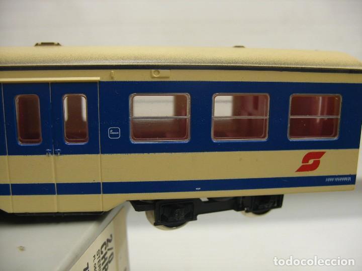 Trenes Escala: vagon de viajeros de kleinbann (roco) - Foto 6 - 277471178