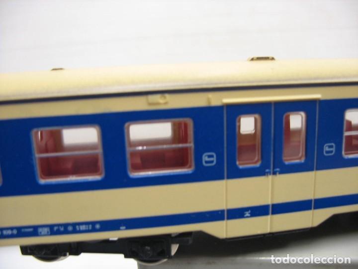 Trenes Escala: vagon de viajeros de kleinbann (roco) - Foto 7 - 277471178