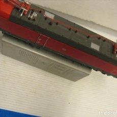 Trenes Escala: LOCOMOTORA PIKO DE LA DB ALEMANA ROJA 57411. Lote 277476238