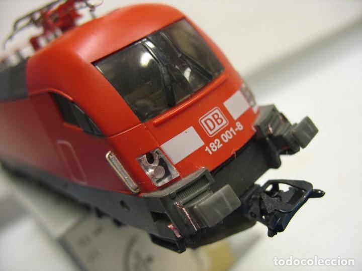 Trenes Escala: LOCOMOTORA PIKO DE LA DB ALEMANA ROJA 57411 - Foto 3 - 277476238
