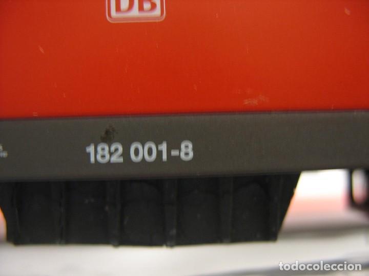 Trenes Escala: LOCOMOTORA PIKO DE LA DB ALEMANA ROJA 57411 - Foto 16 - 277476238