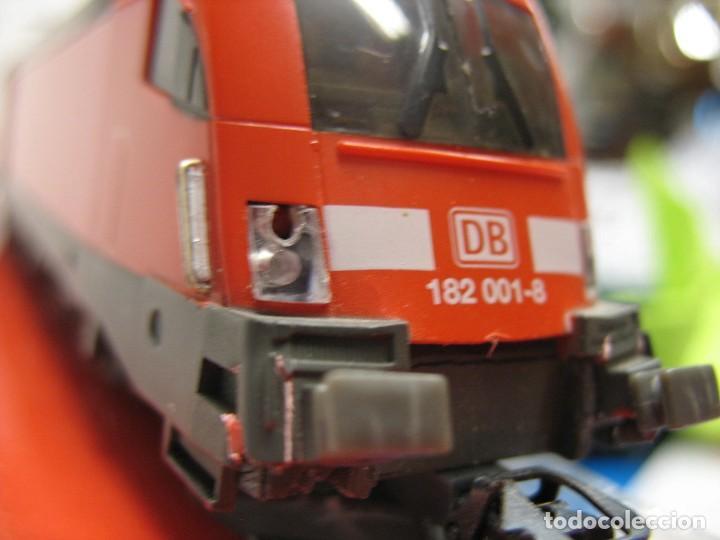Trenes Escala: LOCOMOTORA PIKO DE LA DB ALEMANA ROJA 57411 - Foto 19 - 277476238