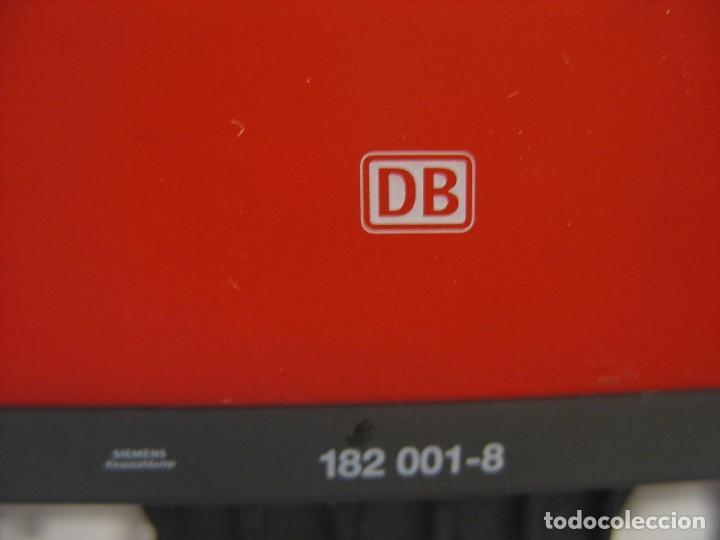 Trenes Escala: LOCOMOTORA PIKO DE LA DB ALEMANA ROJA 57411 - Foto 20 - 277476238