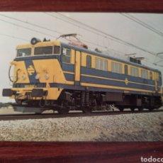 Trenes Escala: POSTAL ORIGINAL RENFE AÑO 1983. TENEMOS EN STOCK. Lote 277745213