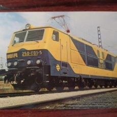 Trenes Escala: POSTAL ORIGINAL RENFE AÑO 1983POSTAL ORIGINAL RENFE AÑO 1983. TENEMOS EN STOCK. Lote 277745783