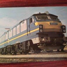 Trenes Escala: POSTAL ORIGINAL RENFE AÑO 1983. TENEMOS EN STOCK. Lote 277746573