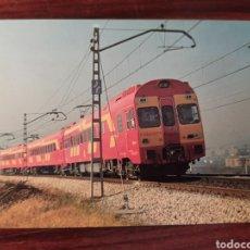 Trenes Escala: POSTAL ORIGINAL RENFE AÑO 1983. TENEMOS EN STOCK. Lote 277747143