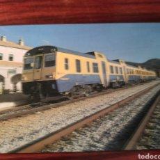Trenes Escala: POSTAL ORIGINAL RENFE AÑO 1983. TENEMOS 3. Lote 277748678