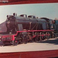 Trenes Escala: POSTAL ORIGINAL RENFE AÑO 1983. TENEMOS EN STOCK. Lote 277749078