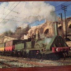 Trenes Escala: POSTAL ORIGINAL RENFE AÑO 1983. TENEMOS 2. Lote 277750863
