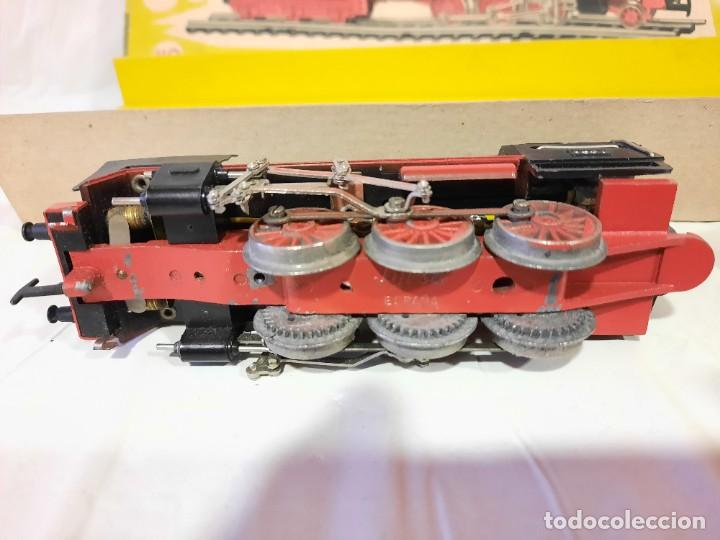 Trenes Escala: JYESA LOCOMOTORA CON LUCES Y TENDER ref 1004 ESCALA H0 - Foto 4 - 284642363