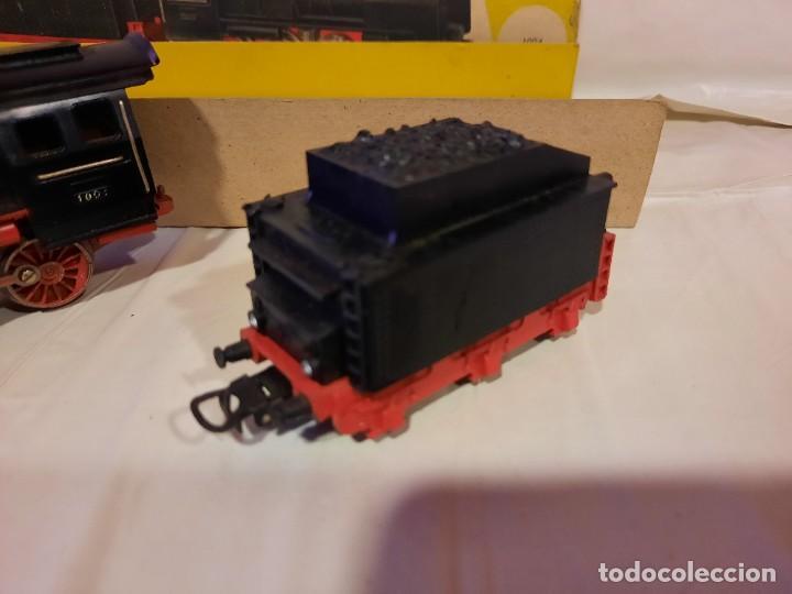 Trenes Escala: JYESA LOCOMOTORA CON LUCES Y TENDER ref 1004 ESCALA H0 - Foto 10 - 284642363