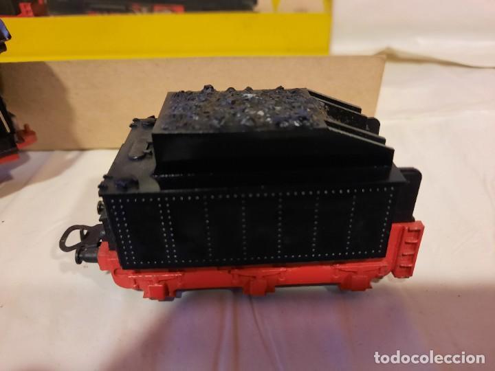 Trenes Escala: JYESA LOCOMOTORA CON LUCES Y TENDER ref 1004 ESCALA H0 - Foto 11 - 284642363