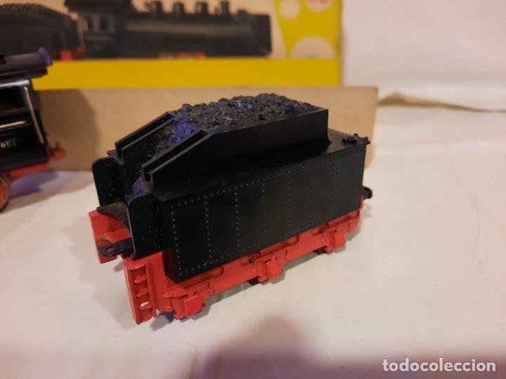 Trenes Escala: JYESA LOCOMOTORA CON LUCES Y TENDER ref 1004 ESCALA H0 - Foto 14 - 284642363