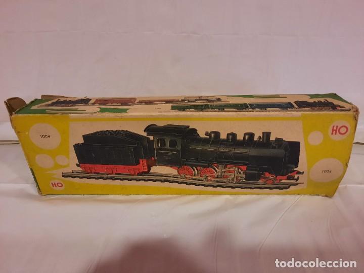 Trenes Escala: JYESA LOCOMOTORA CON LUCES Y TENDER ref 1004 ESCALA H0 - Foto 16 - 284642363
