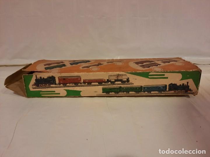 Trenes Escala: JYESA LOCOMOTORA CON LUCES Y TENDER ref 1004 ESCALA H0 - Foto 19 - 284642363