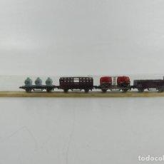 Trains Échelle: VAGONES. MARCA GUISVAL. ESCALA 1:143 EN CAJA. Lote 285380758