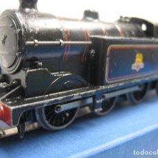 Trenes Escala: LOCOMOTORA HORNBY A TRES RAILES DE CONTINUA HO. Lote 285804358