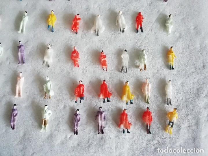 Trenes Escala: Personajes H0 Lote de 50 Personas Buen Estado - Foto 4 - 285978643