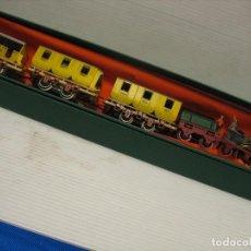 Trenes Escala: TREN ADLER DE TRIX EN HO DE CONTINUA A TRES RAILES. Lote 286828808