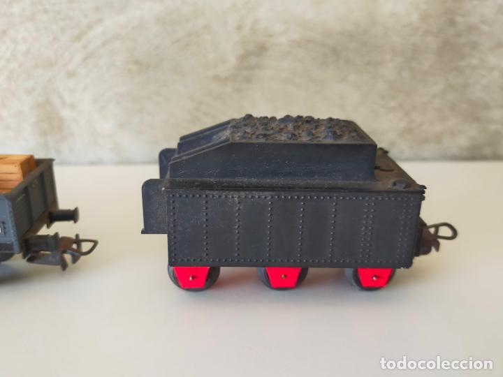 Trenes Escala: VAGÓN Y TENDER ELECTROTREN HO - Foto 3 - 287387633