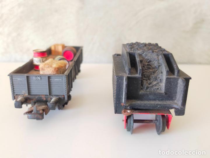 Trenes Escala: VAGÓN Y TENDER ELECTROTREN HO - Foto 7 - 287387633