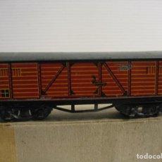Comboios Escala: INVICTA VAGON CERRADO DE INVITA (HECHO EN ESPAÑA ) HO. Lote 287559918