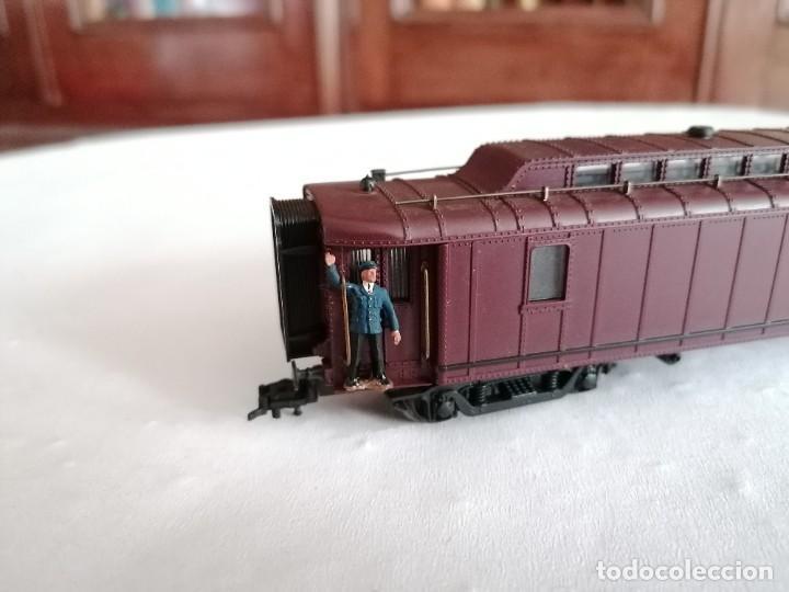 Trenes Escala: Jouef H0 Vagón Postal SNCF Francés Buen Estado - Foto 3 - 287619903