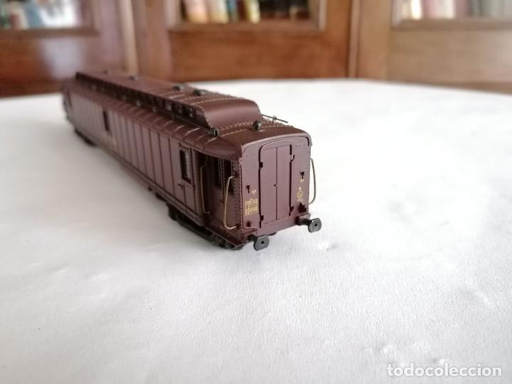 Trenes Escala: Jouef H0 Vagón Postal SNCF Francés Buen Estado - Foto 5 - 287619903