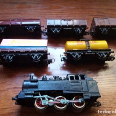 Trenes Escala: UNIDAD FERROVIARIA PARA TRANSPORTE DE MERCANCIAS. Lote 287743238
