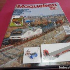 Trains Échelle: REVISTA MAQUETREN. Lote 287804518