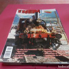 Trenes Escala: REVISTA HOBBY TREN. Lote 287805558