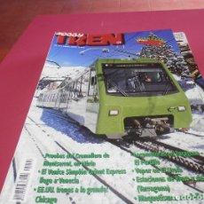 Trenes Escala: REVISTA HOBBY TREN. Lote 287805573