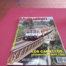 Trenes Escala: REVISTA TREN MANIA. Lote 287805613