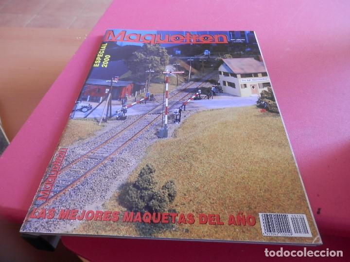 REVISTA TREN MANIA (Juguetes - Trenes - Varios)