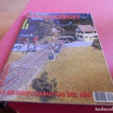 Trenes Escala: REVISTA TREN MANIA. Lote 287805618