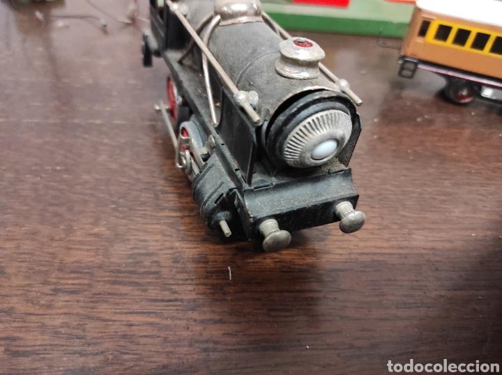 Trenes Escala: Lote juguetes tren locomotoras estación Payá - Foto 21 - 287995773